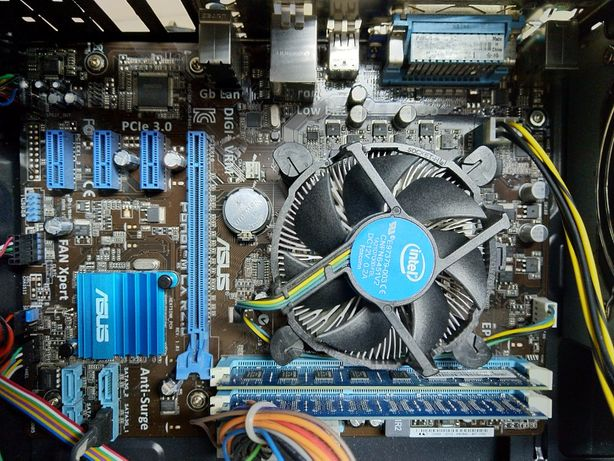 Motherboard ASUS P8H61-M LX R2.0 ( Socket LGA 1155 )