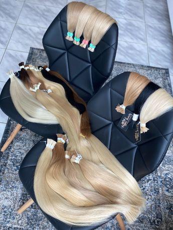 Włosy naturalne do przedluzania