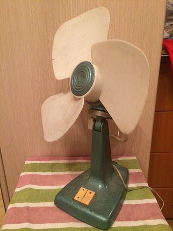 Вентилятор настольный ссср