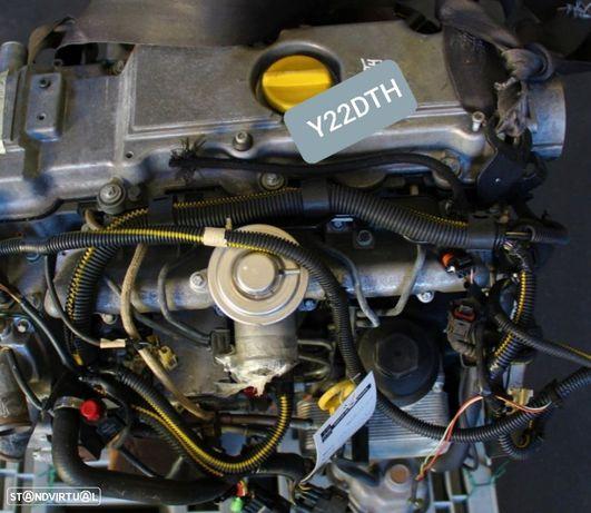 Motor Opel Frontera Vectra Saab 9-3 2.2Dti 120Cv Ref.Y22Dti