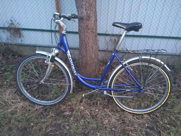 Велосипед Conway алюминиевый