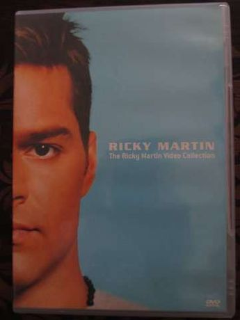 Ricky Martin The Ricky Martin Video Collection