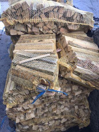 Drewno rozpałkowe 10 KG - OLEŚNICA