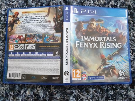 Immortals fenyx rising PL ps4/5 lustro Polecam
