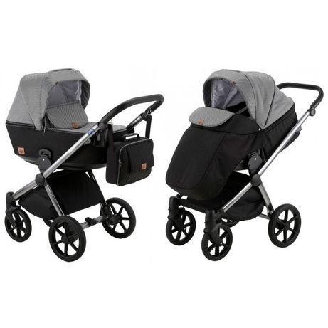 Продам универсальную коляску 2 в 1 Bebe-mobile Cesaro Limited Chrom