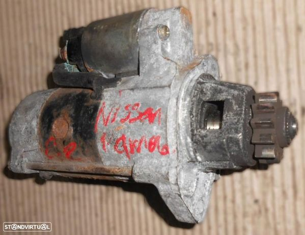 Motor de arranque para Nissan Primera 2.2 di 233008H801 M008T71471