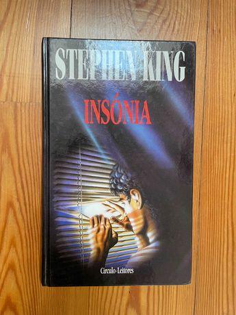 Insónia e Misery de Stephen King
