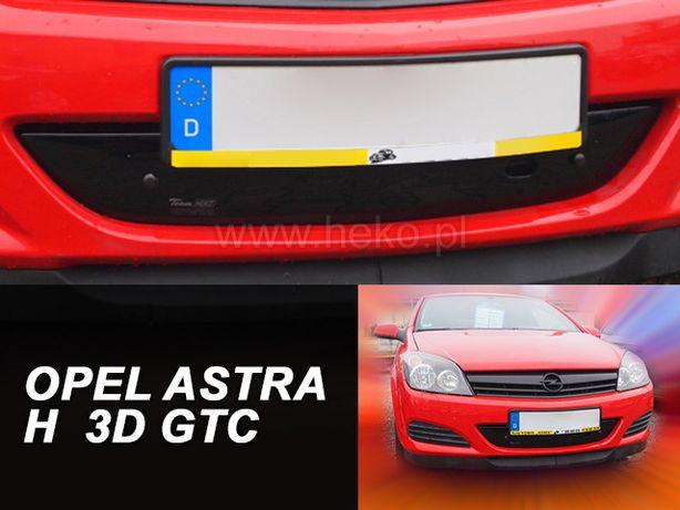 OPEL ASTRA III 3 GTC 05-10 r./ osłona atrapy zderzaka /wlotu