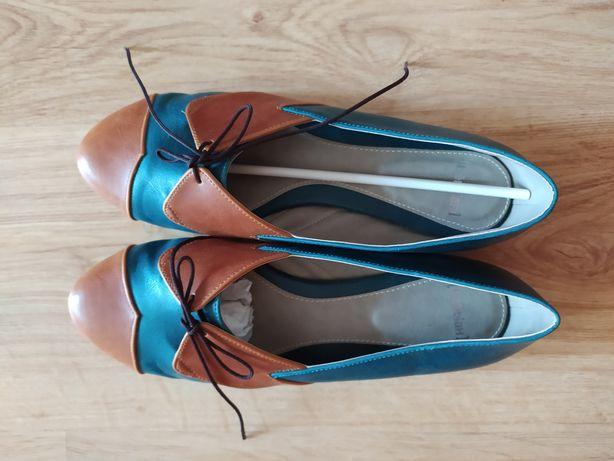 Женские туфли кожа жіночі туфлі шкіра