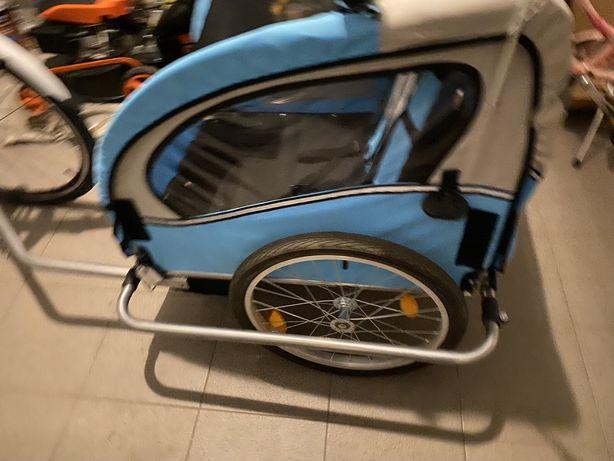 Przyczepka rowerowa/wozek dla dziecka
