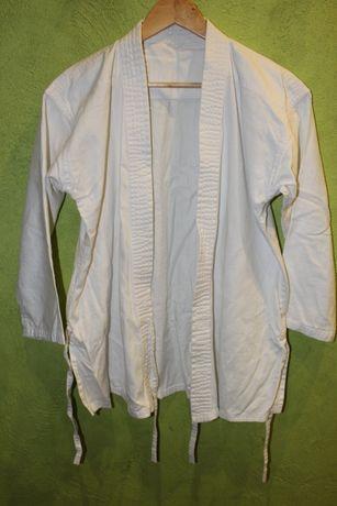 Białe Kimono Karate/Judo