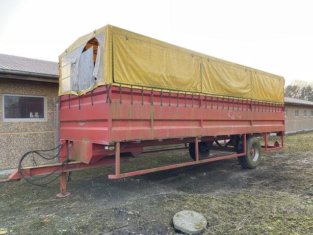 Przyczepa do transportu zwierzat - 7,50m x 2,50m - Dla trzody i budla