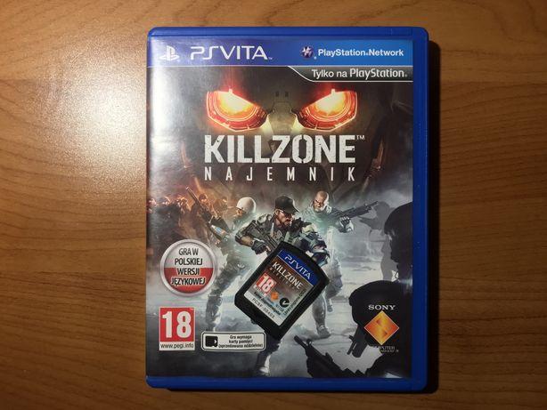Gra Ps Vita Killzone Najemnik PL