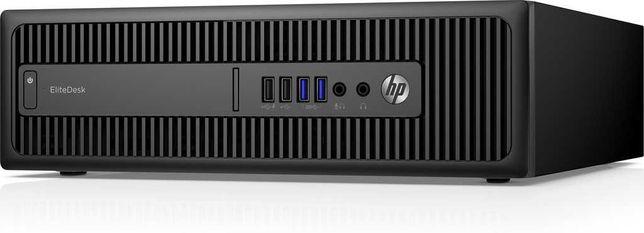 Computador HP Elitedesk 800 G2  Intel I5 8GB