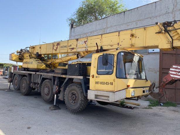 Продам автокран Bumar КС 6472 -40 тонн