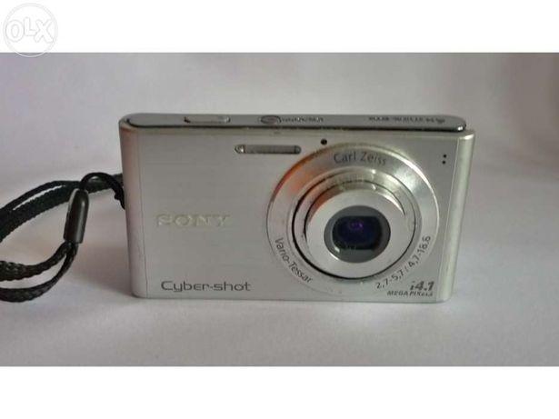 Maquina fotografica para peças sony 14.1 dsc-w320