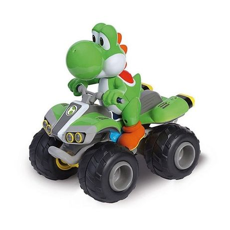 Carrera RC - Mario Kart 8 Quad Yoshi 2.4GHz 1:20 pojazd rc