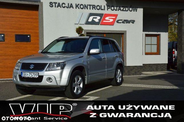 Suzuki Grand Vitara 2,0 Benzyna + Lpg 140km 4x4, Klima, Podgrz.