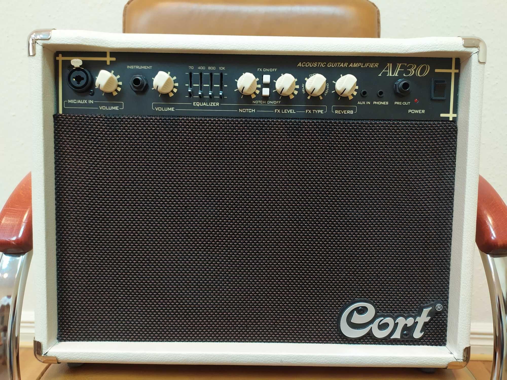 Продам комбик Cort AF 30