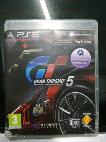 Gran Turismo 5 Playstation