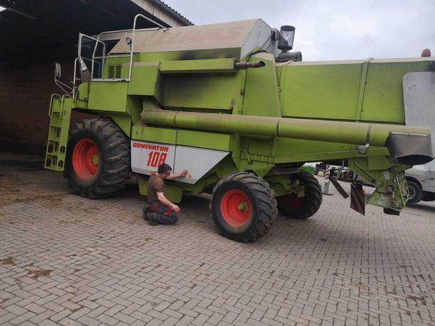 Комбайн зернозбиральний свіжопригнаний Claas Dominator 108