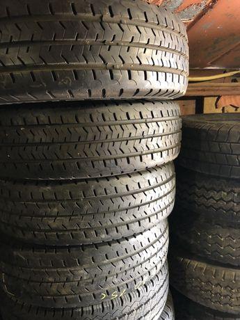 R15C 195/70 резина бу цешка лето Uniroyal Rain Max шины идеальные