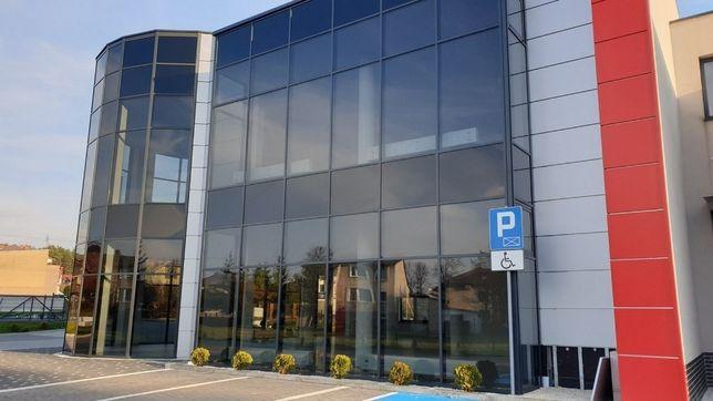 Nowy do wynajęcia nowoczesny budynek 50m2 do 900m2 hala biura