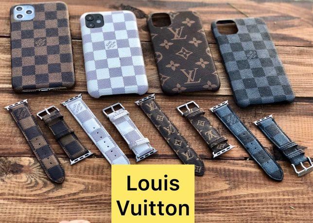 Ремешок чехол iphone apple watch 7 8 plus x s r 11 pro max 38 40 42 44