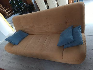Komplet 3+1+1 Kanapa + fotele