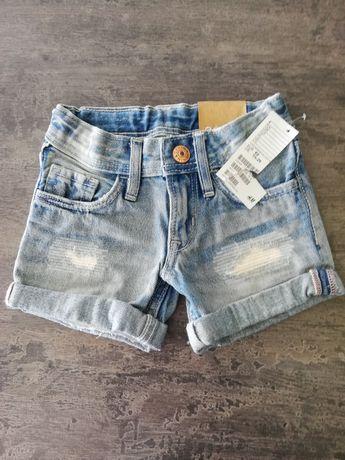 Spodenki jeansowe H&M 92