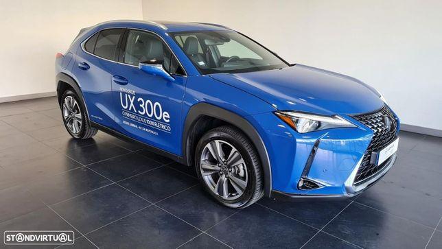 Lexus UX 300e Luxury+TAE+JLL18