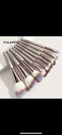 Набор кистей для макияжа MAANGE