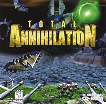 Cd Rom - TOTAL Annihilation