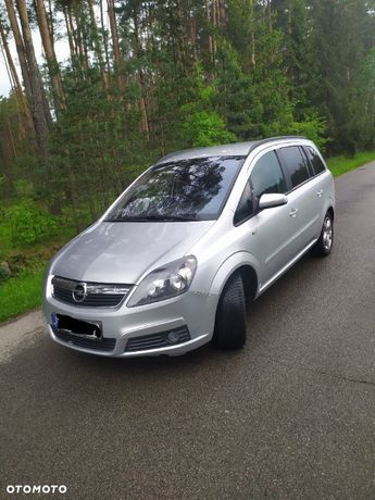 Opel Zafira Opel Zafira B 2006, 1.9cdti, 150 km
