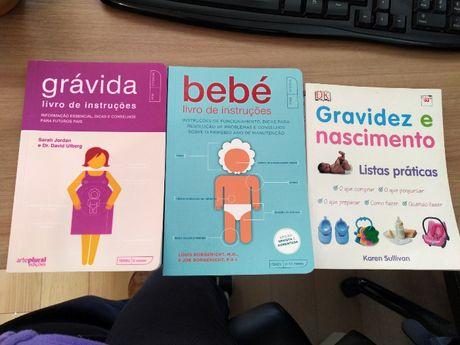 Pack Livros Maternidade
