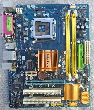 Gigabyte G31M-ES2L (G31/ICH7/DDR2)