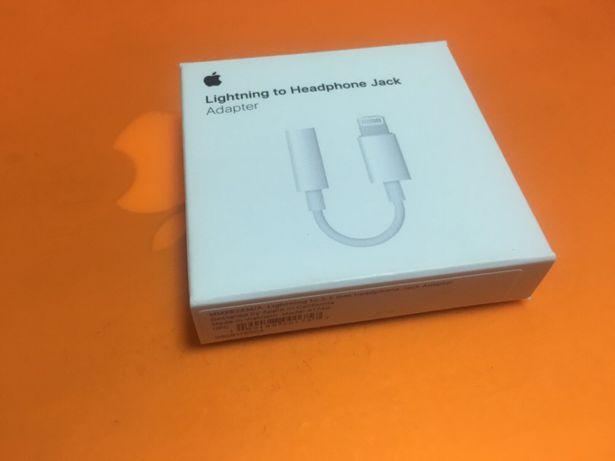 Продам переходник Apple Lightning to 3.5mm Jack Original