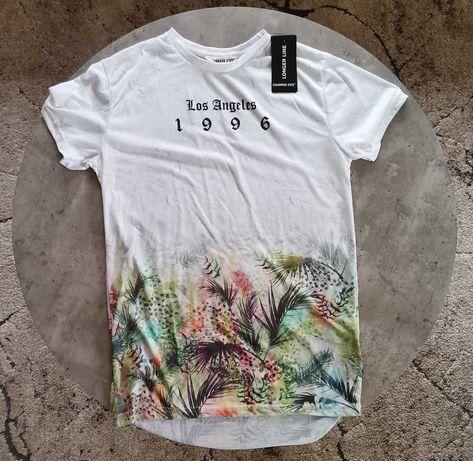 Rewelacyjna koszulka t-shirt Cedarwood State Los Angeles 1996 S nowa
