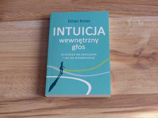 Książka pt Intuicja. Wewnętrzny głos