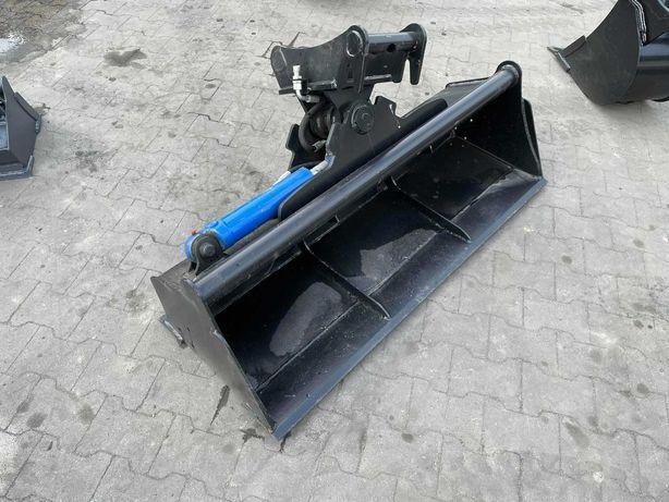 Łyżka hydrauliczna do koparki 160cm do 5,5 ton DOWÓZ FREE