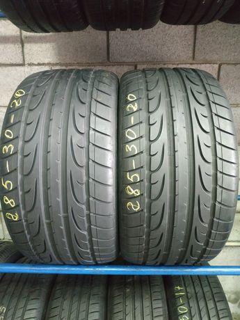 Літні шини 285/30 R20 (99Y) DUNLOP