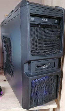 PC Komputer stacjonarny+monitor