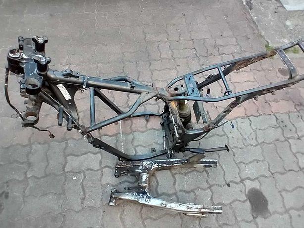 Yamaha xtz 750 Tenere rama