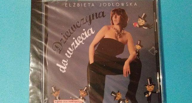Elżbieta Jodłowska – Dziewczyna Do Wzięcia , CD NOWA FOLIA