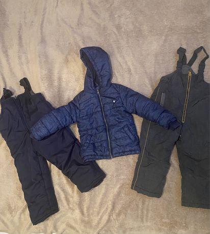 Куртка зимняя. Комбинезон