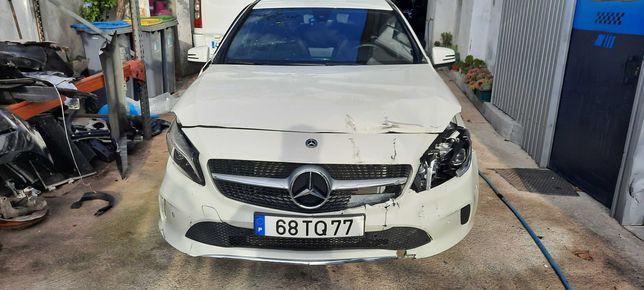 Mercedes a180 20mil km