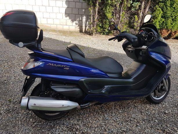 Skuter Yamaha majesty yp 400 gratisy możliwy transport