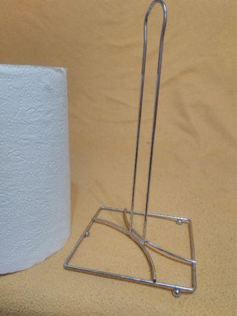 Stojak uchwyt na ręcznik kuchenny papierowy