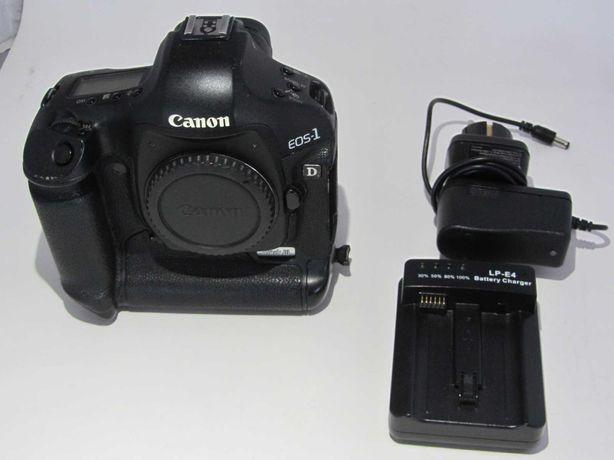 Aparat Canon EOS 1D mark III + ładowarka