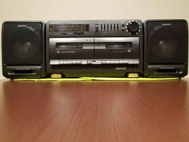 Radiomagnetofon Sony CFS-710L radio cassette-corder